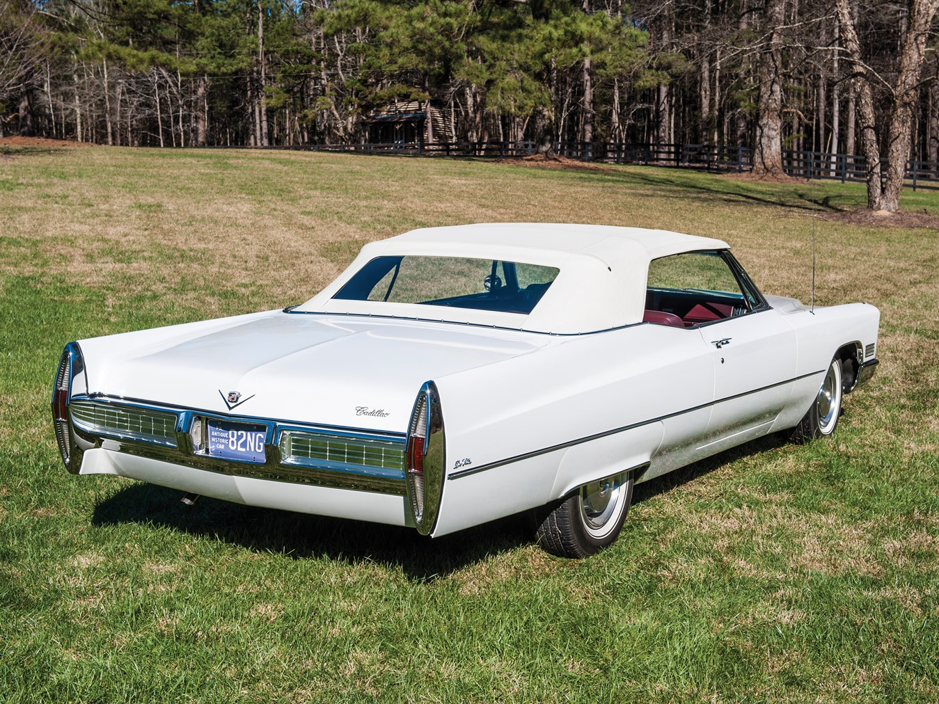 rm sotheby 39 s 1967 cadillac deville convertible amelia. Black Bedroom Furniture Sets. Home Design Ideas