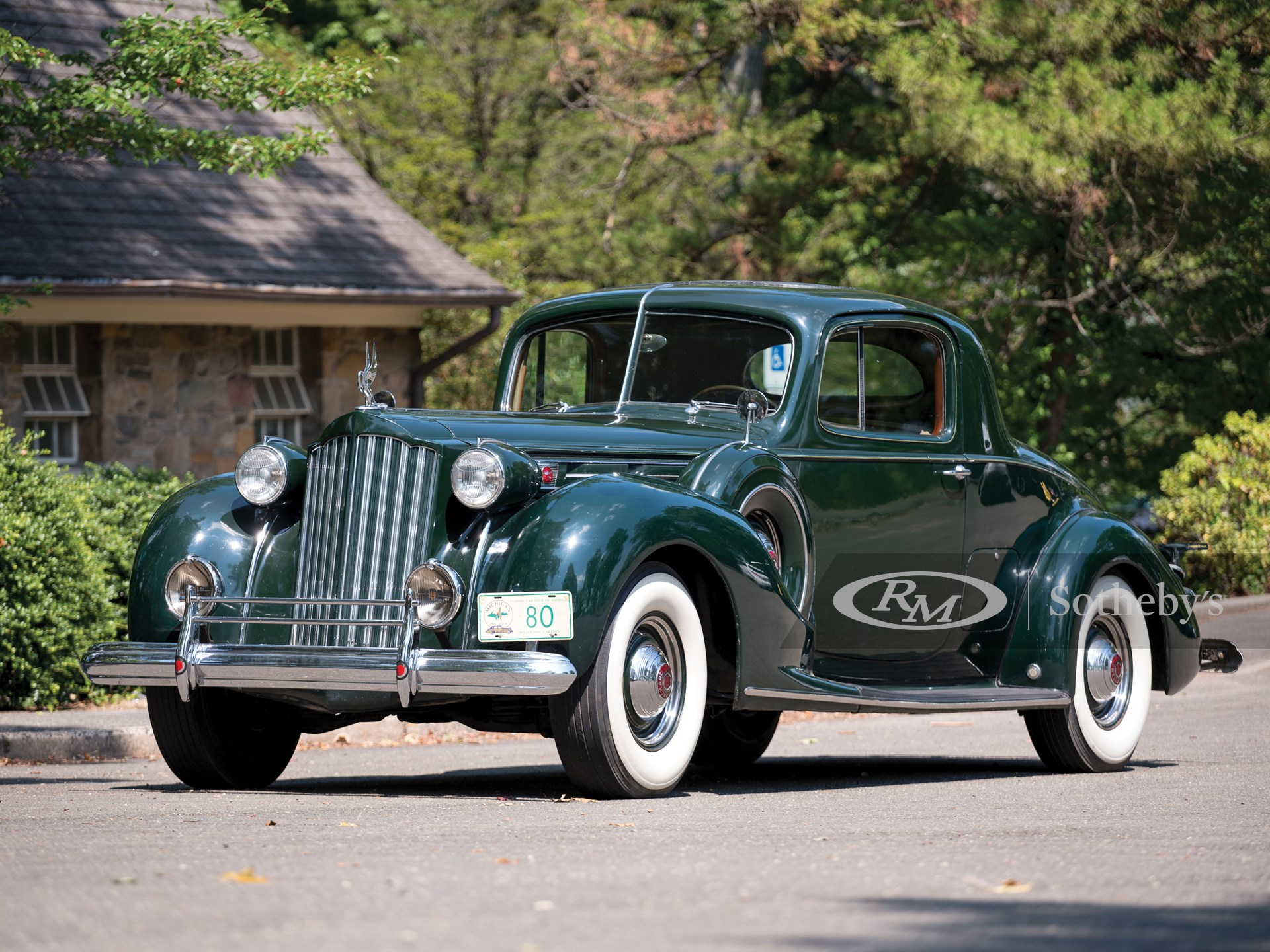 1939 Packard Twelve 2/4-Passenger Coupe