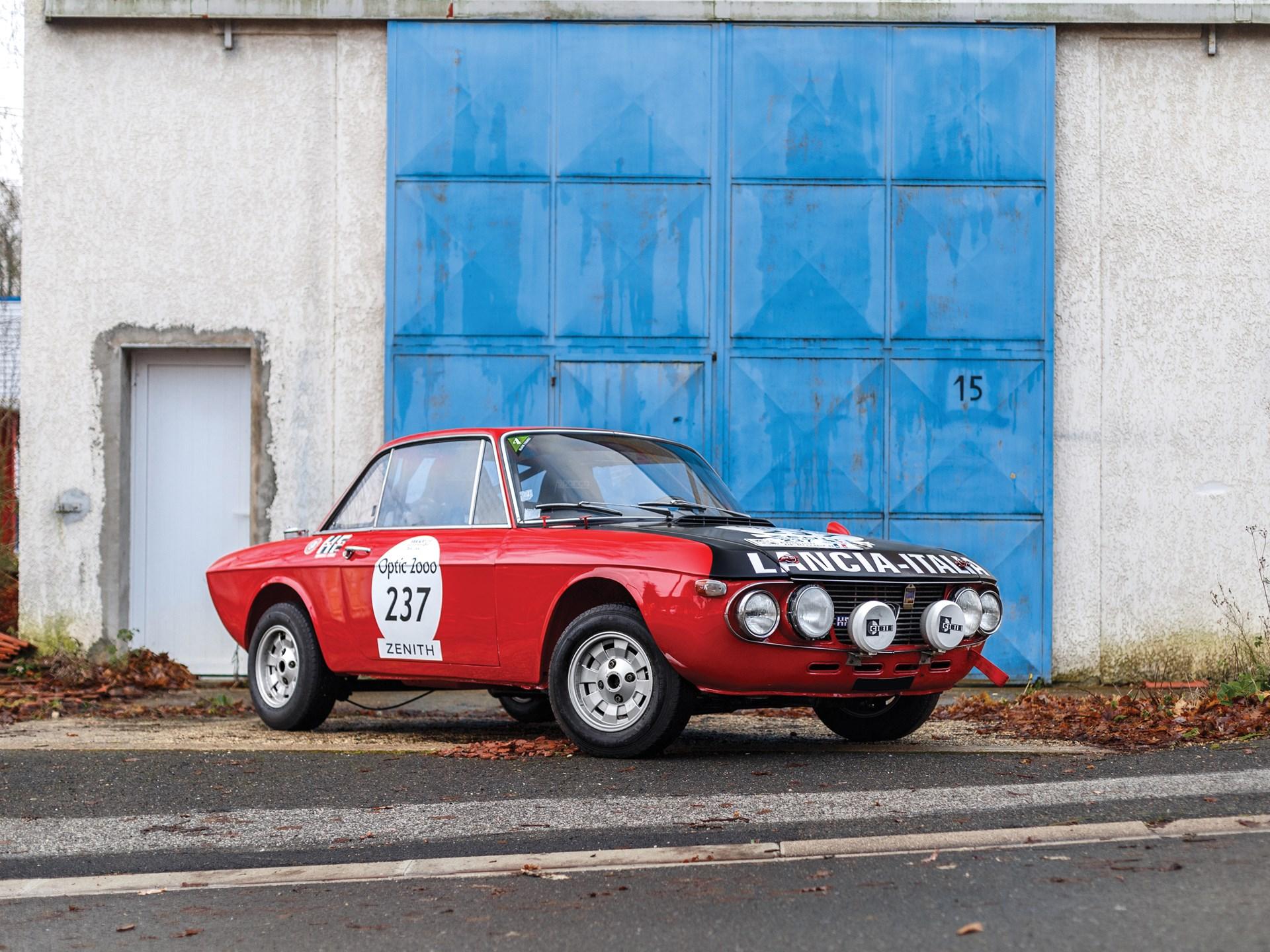 RM Sotheby's - 1970 Lancia Fulvia Rallye 1.6 HF 'Fanalone ...
