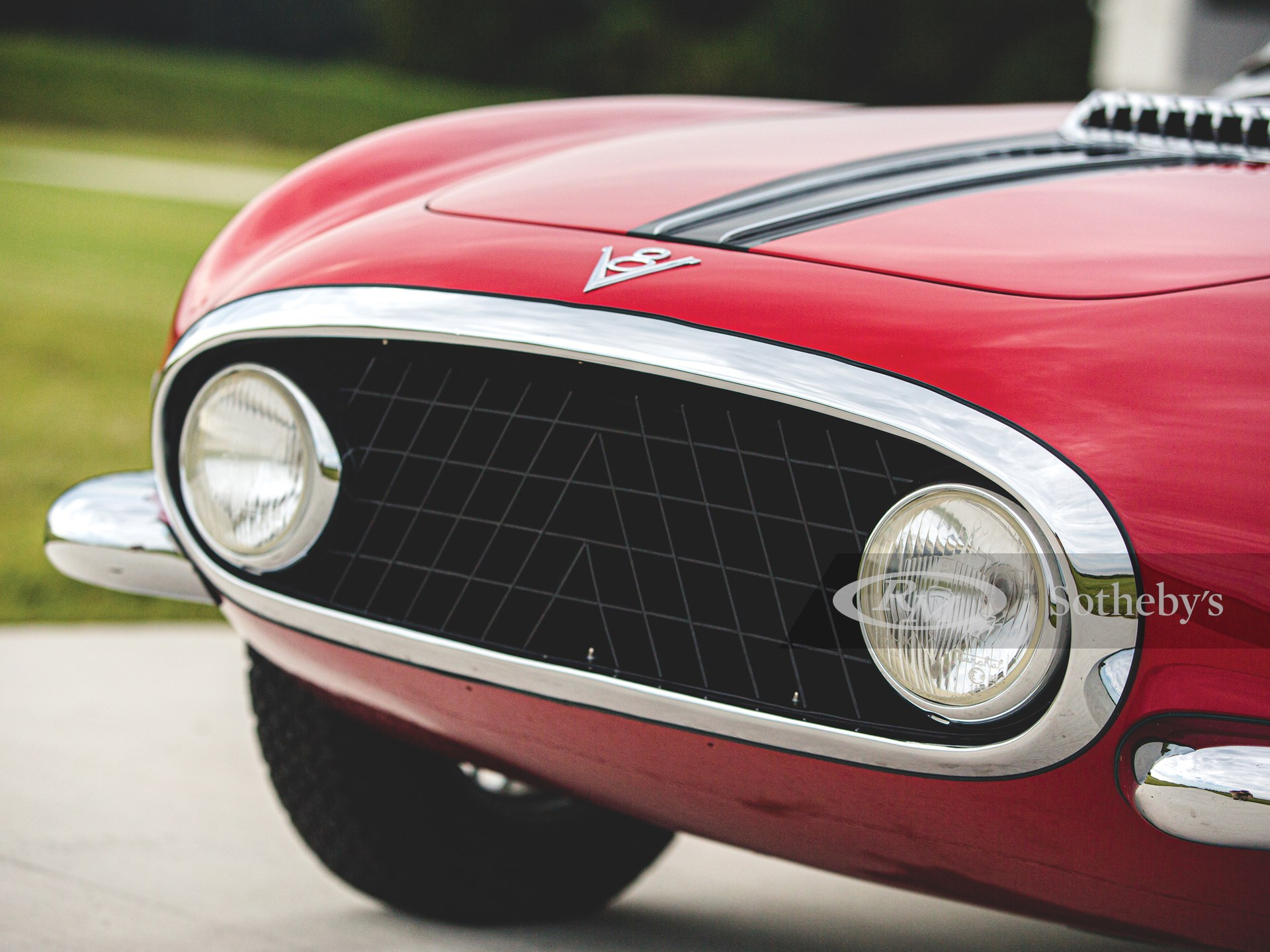 1954 Fiat 8V Coupe by Vignale -