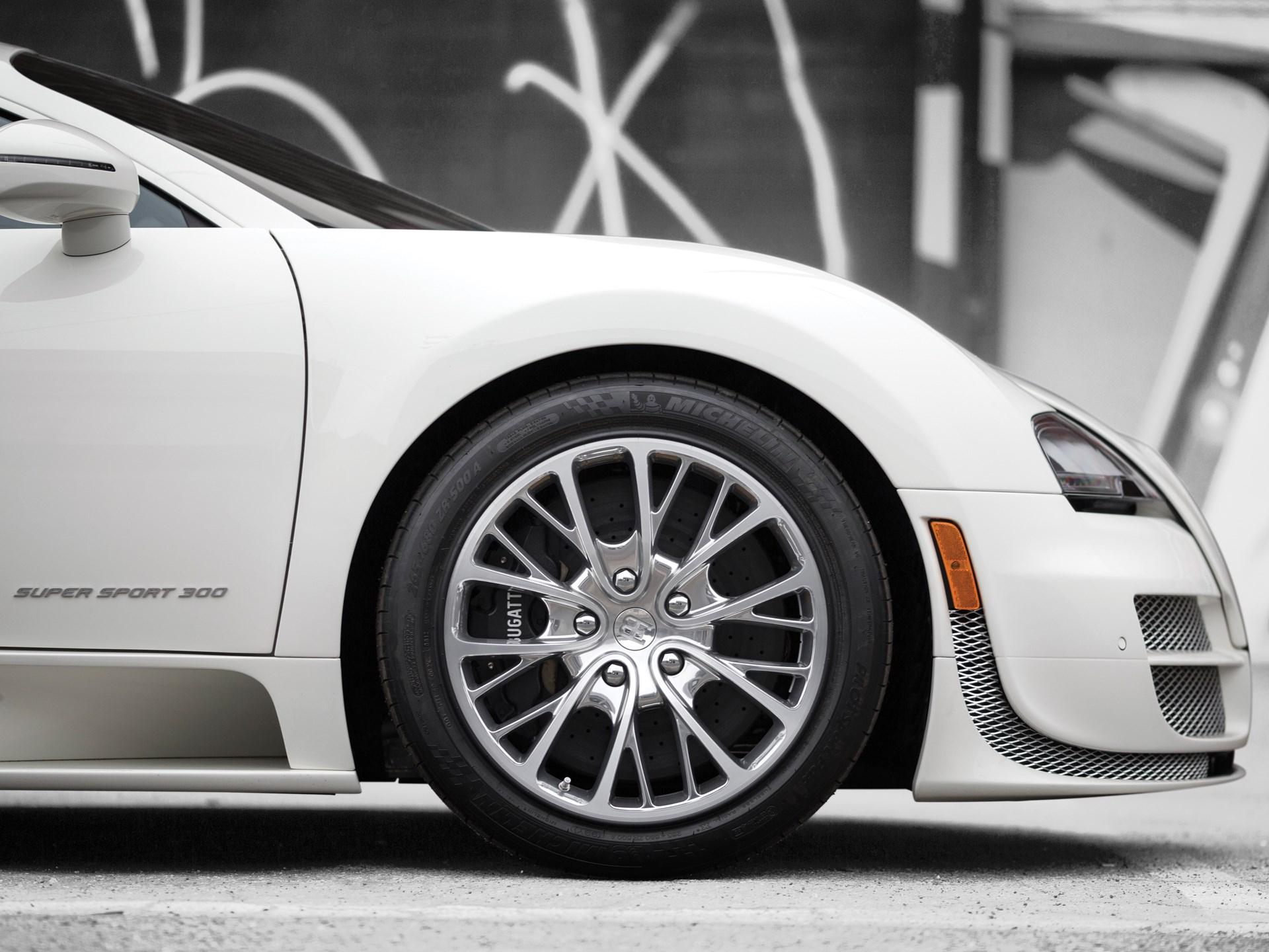 "2012 Bugatti Veyron 16.4 Super Sport ""300"""
