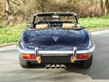 1972 Jaguar E-Type Series 3 V-12 Roadster  - $