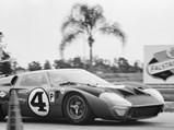 1966 Ford GT40 Mk II  - $Sebring 12 Hours, 1966.