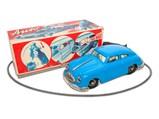 Porsche 356 Auto Fox by Gescha, No. 559, with Remote and Box - $
