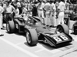 1970 Lola T153 'Sunoco Special'  - $The Lola T153 as seen at the 1970 Indianapolis 500, where it later placed second overall with Mark Donohue.