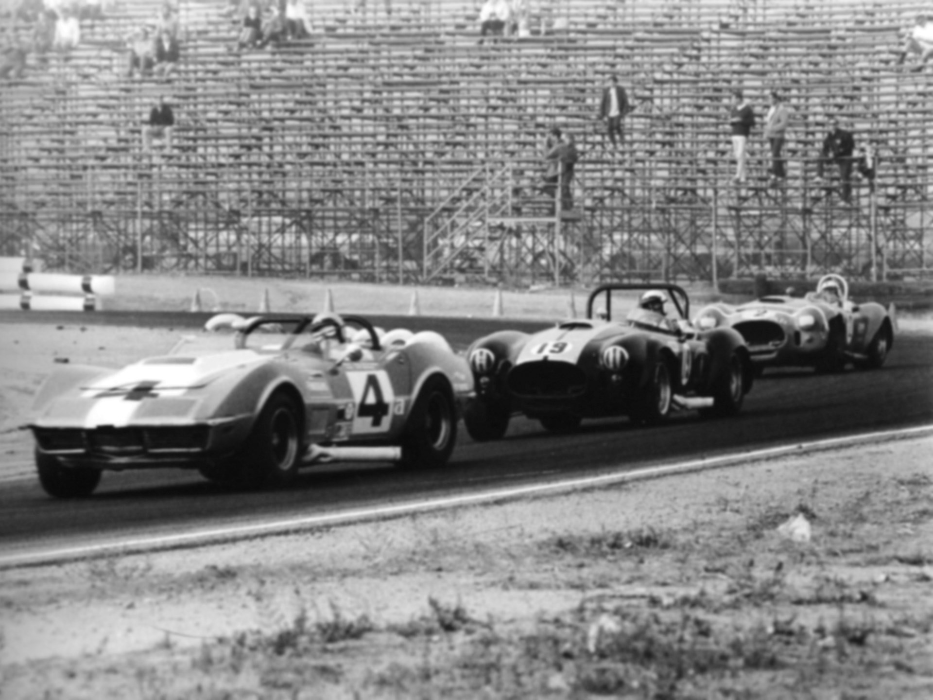 CSX 3010 races to victory with Peter Consiglio at the AARC at Riverside in November of 1968.