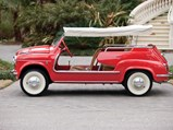 1959 Fiat 600 Jolly by Ghia - $