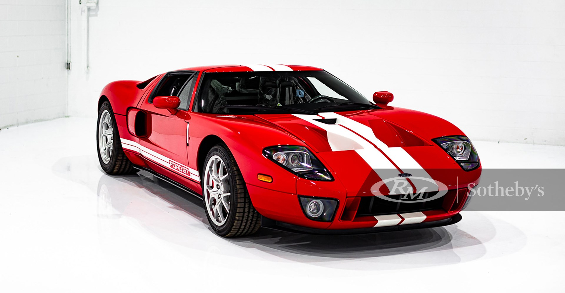 2006 Ford GT available at RM Sotheby's Online Only Open Roads April Auction 2021