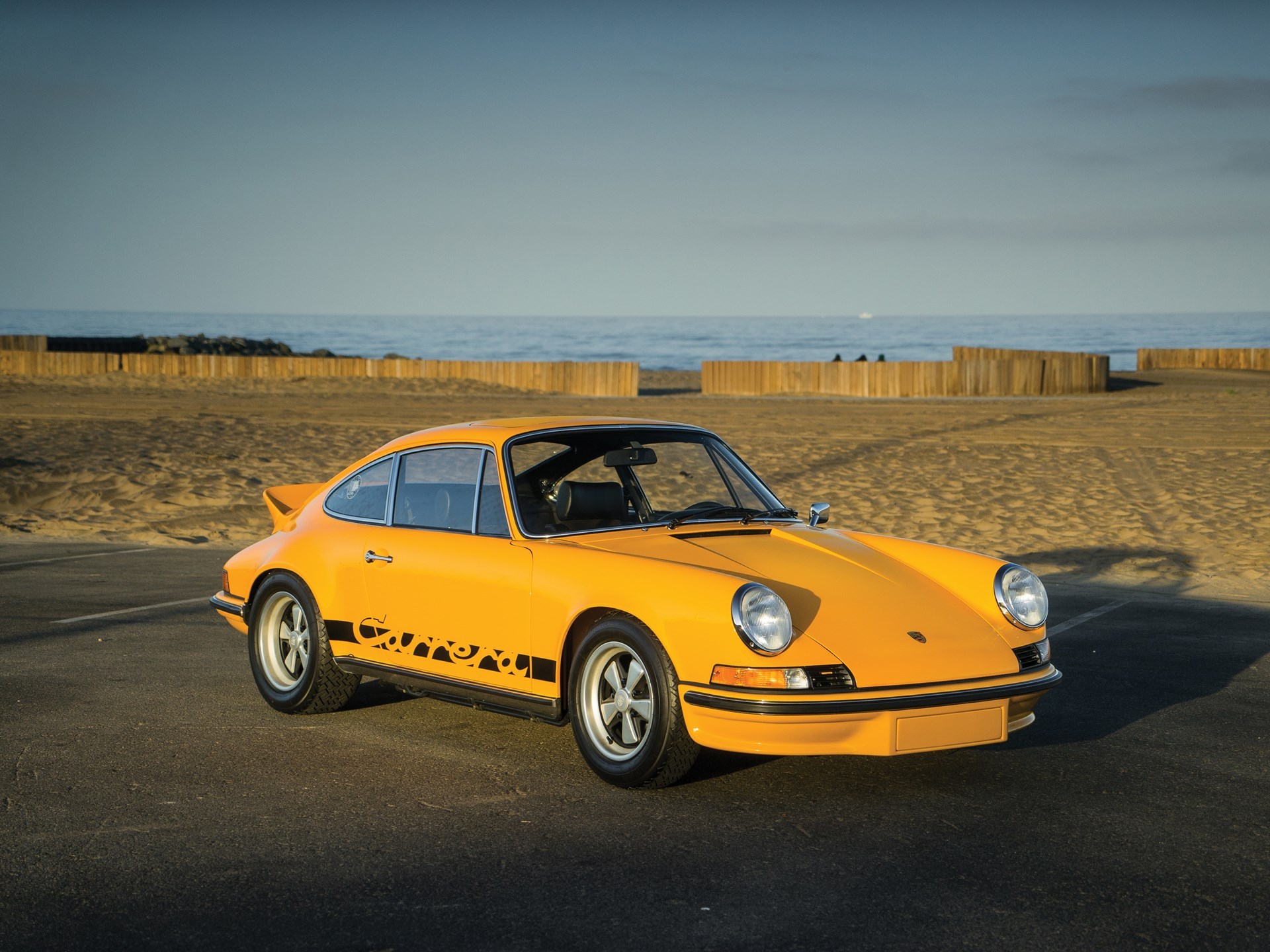 1973 Porsche 911 Carrera RS 2.7 Touring