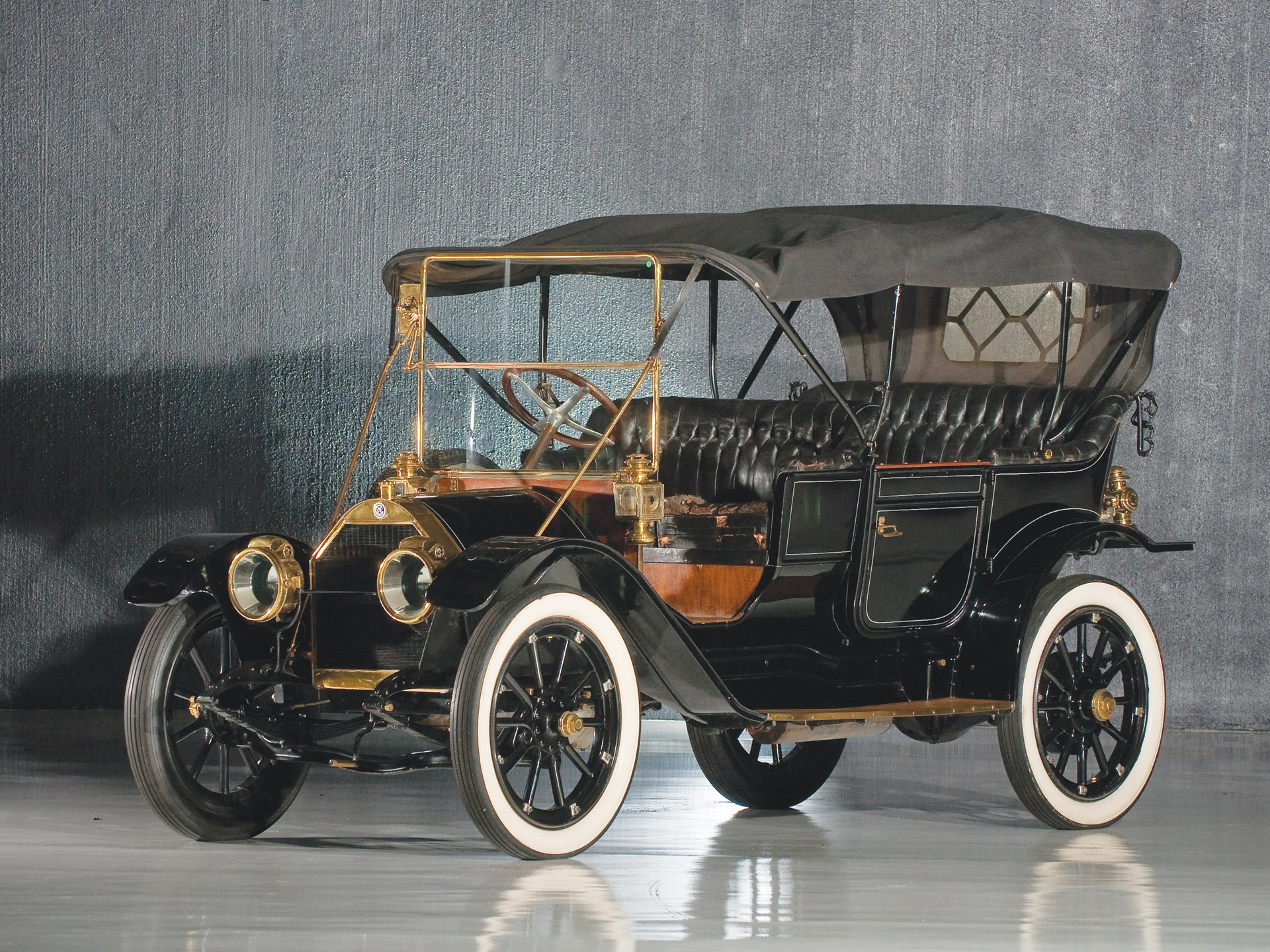 1910 Chalmers-Detroit Thirty Touring