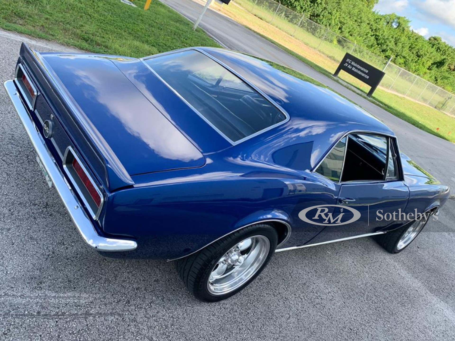 1967 Chevrolet Camaro Custom  -