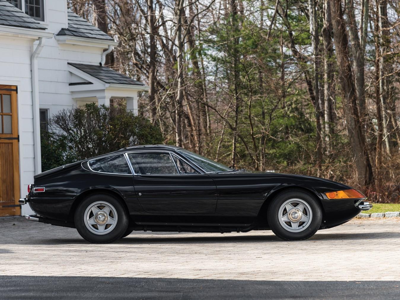 1973 Ferrari 365 GTB/4 Daytona Berlinetta by Scaglietti
