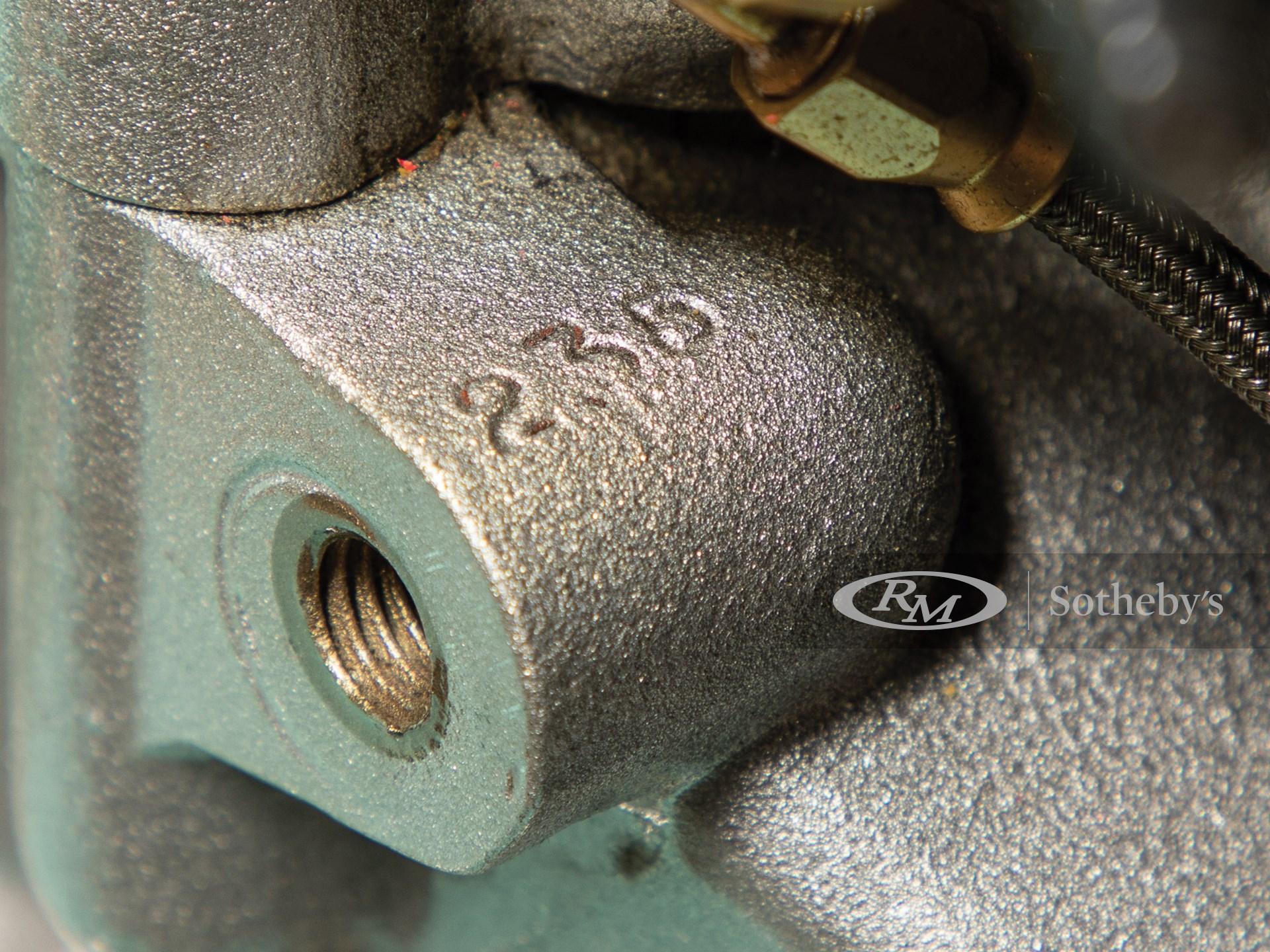 Ferrari F2002 Tipo 051/B/C V-10 Engine, 2002 -