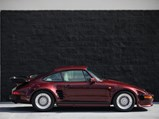 1985 Porsche 911 Turbo 'Flat-Nose' Coupe  - $