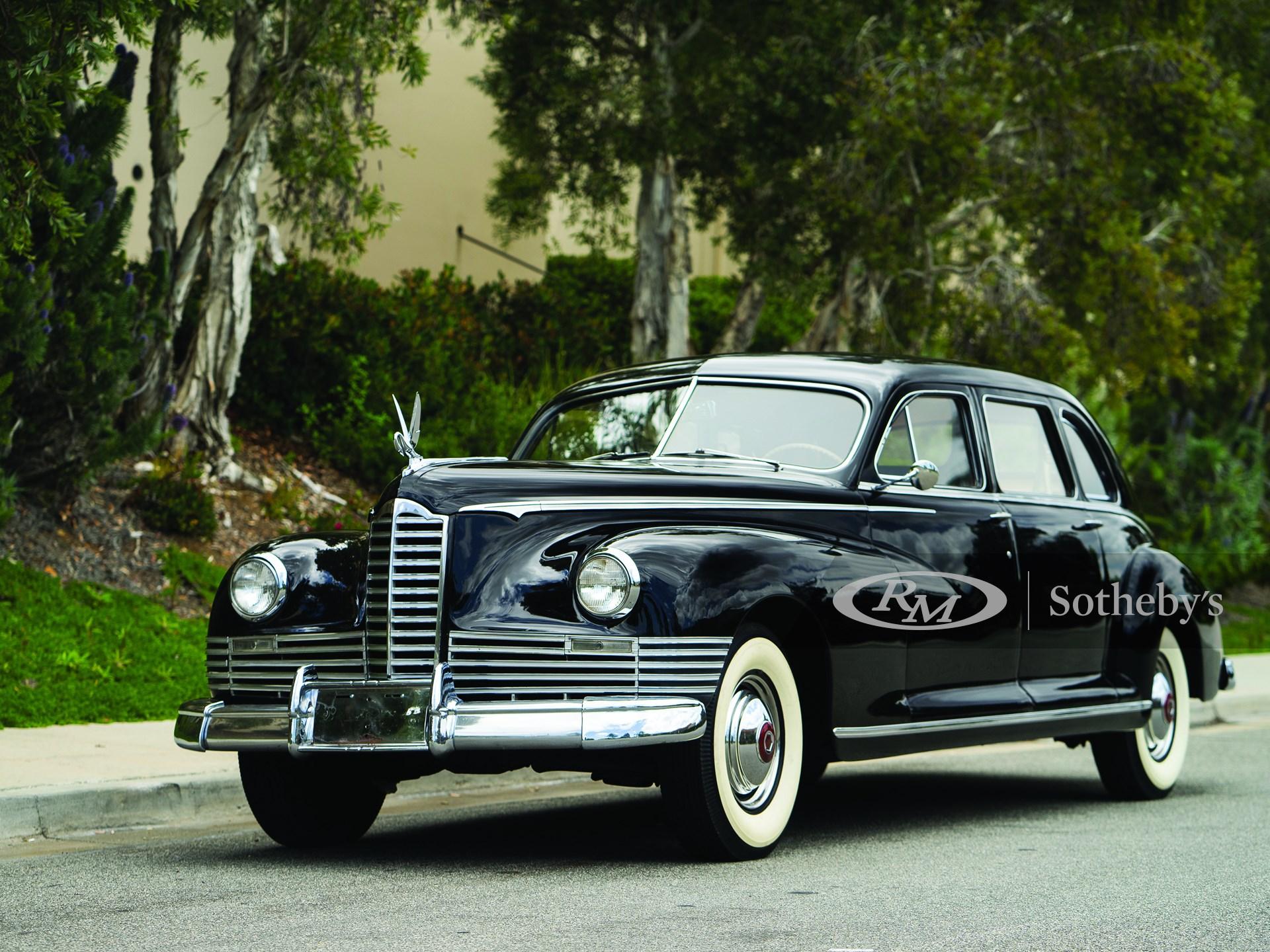 1946 Packard Custom Super Clipper  -