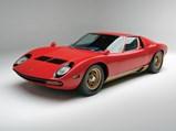 1971 Lamborghini Miura SV  - $