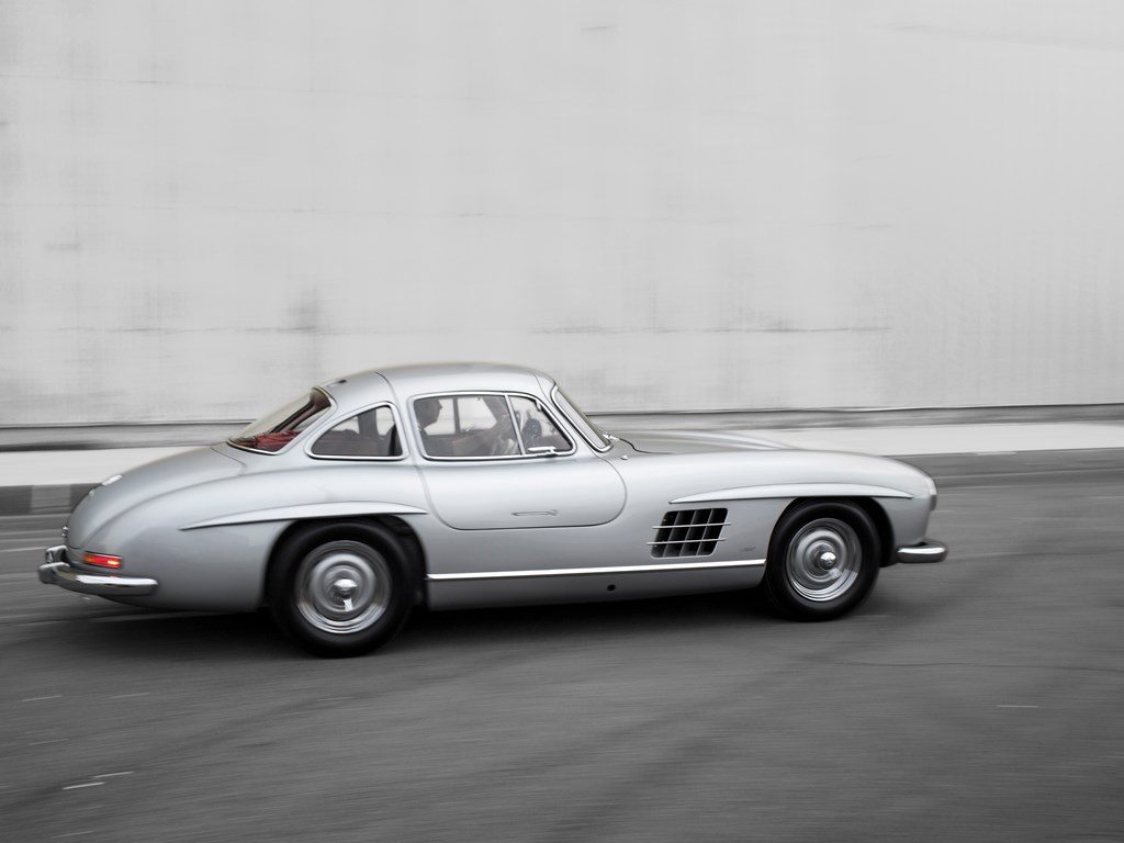 rm sotheby 39 s 1955 mercedes benz 300 sl alloy gullwing. Black Bedroom Furniture Sets. Home Design Ideas