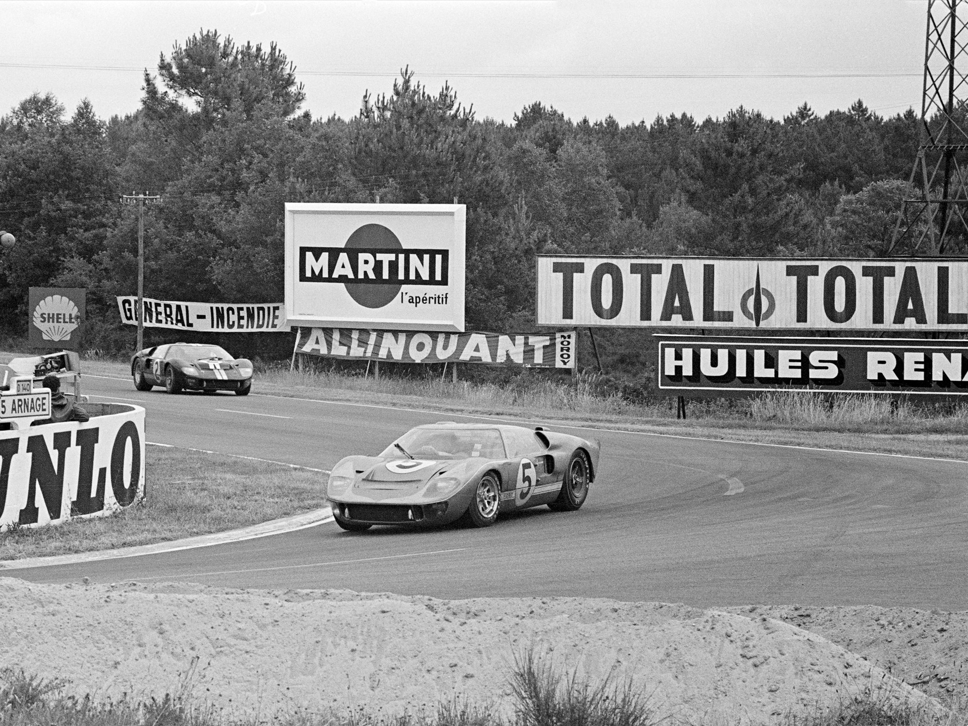 1966 24 Hours of Le Mans.