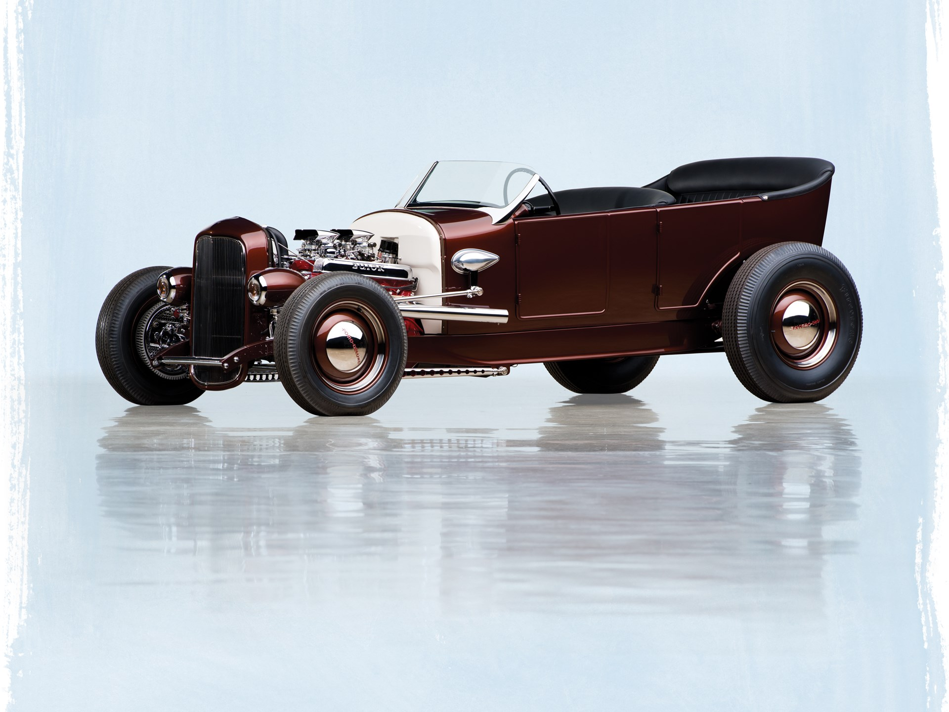 """RM Sotheby's - 1927 Ford Custom """"Voodoo Doll""""   The Andrews Collection"""