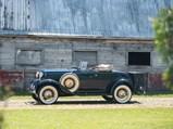 1932 Ford V-8 DeLuxe Roadster  - $