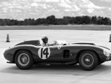 1956 Ferrari 290 MM by Scaglietti - $Chassis no. 0628 as seen at the 1957 12 Hours of Sebring.