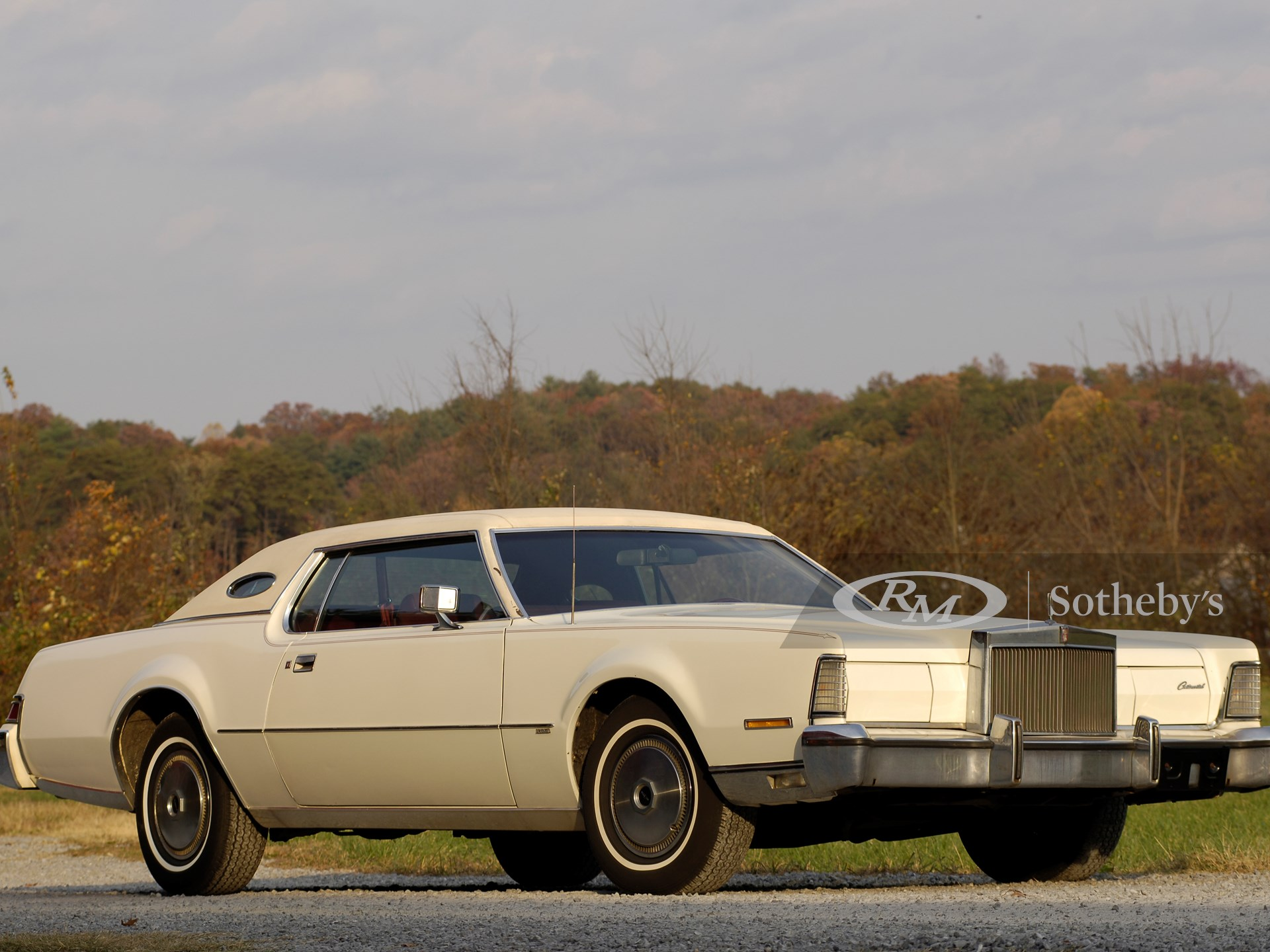 1974 Lincoln MK IV Coupe  -
