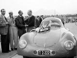 1939 Porsche Type 64  - $Salzburg road race, Austria, September 7, 1952.