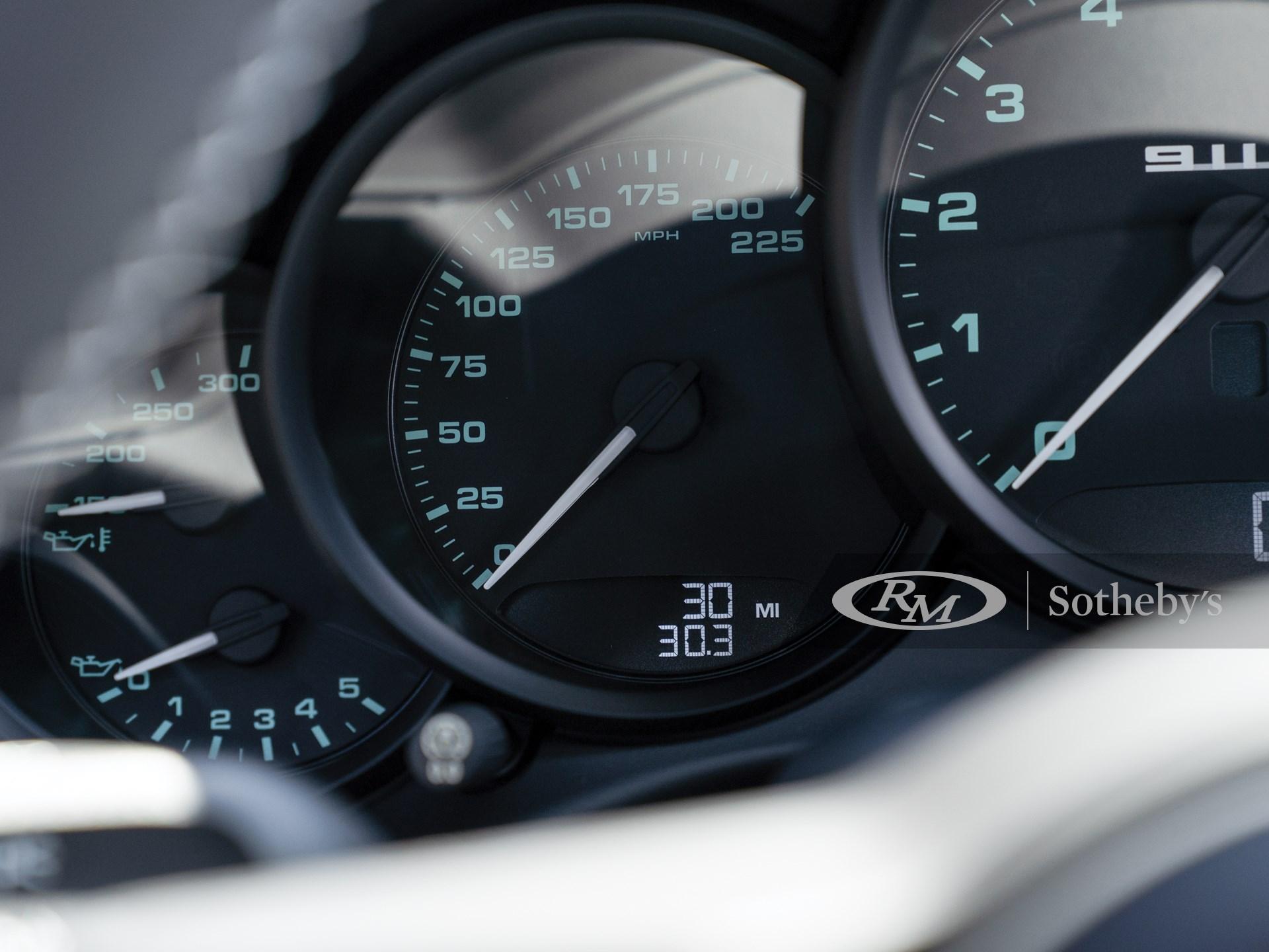 2016 Porsche 911 R  -