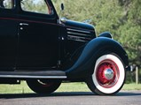 1935 Ford DeLuxe Five-Window Rumble Seat Coupe  - $