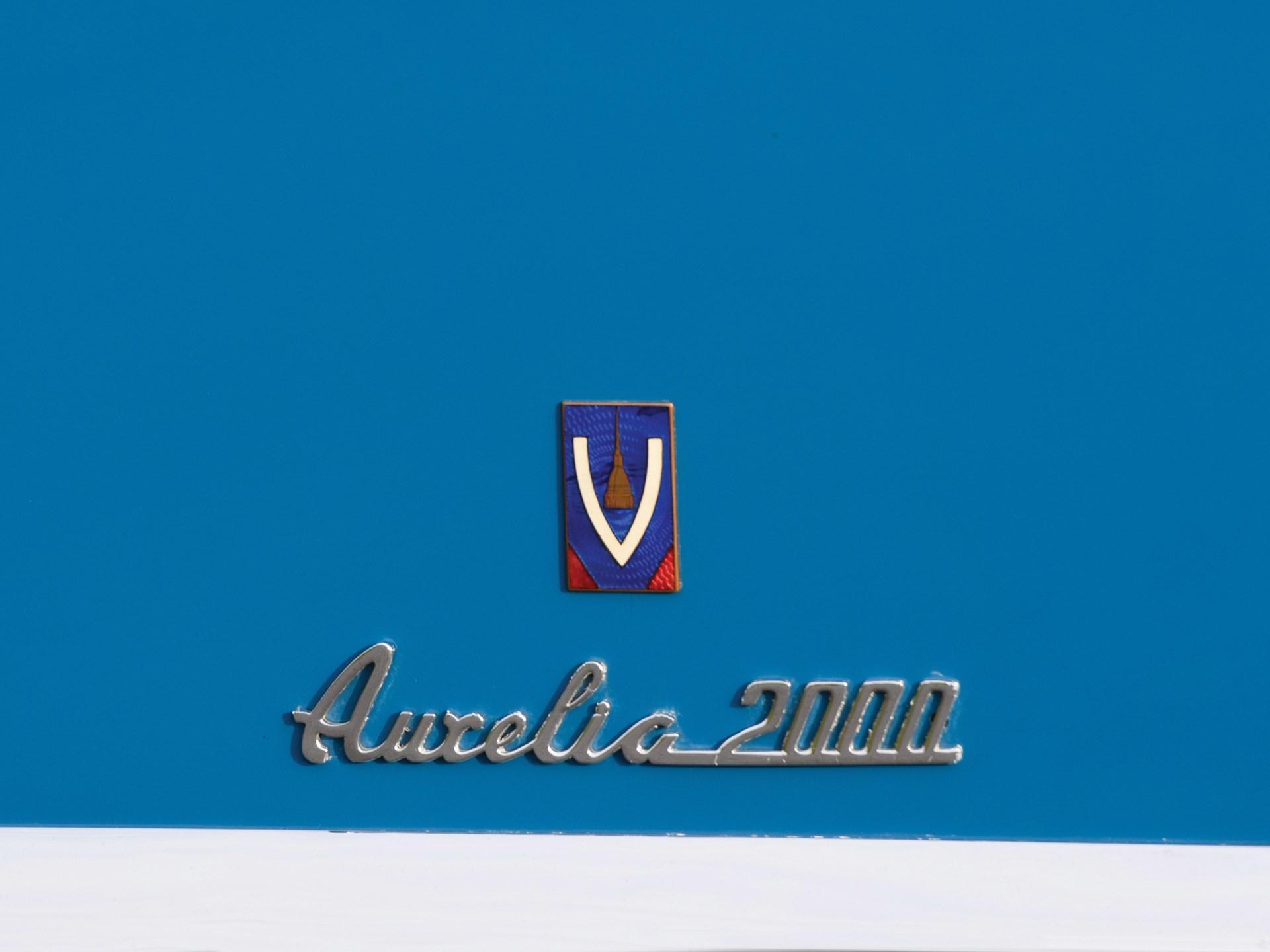 1952 Lancia Aurelia B52 Coupe by Vignale