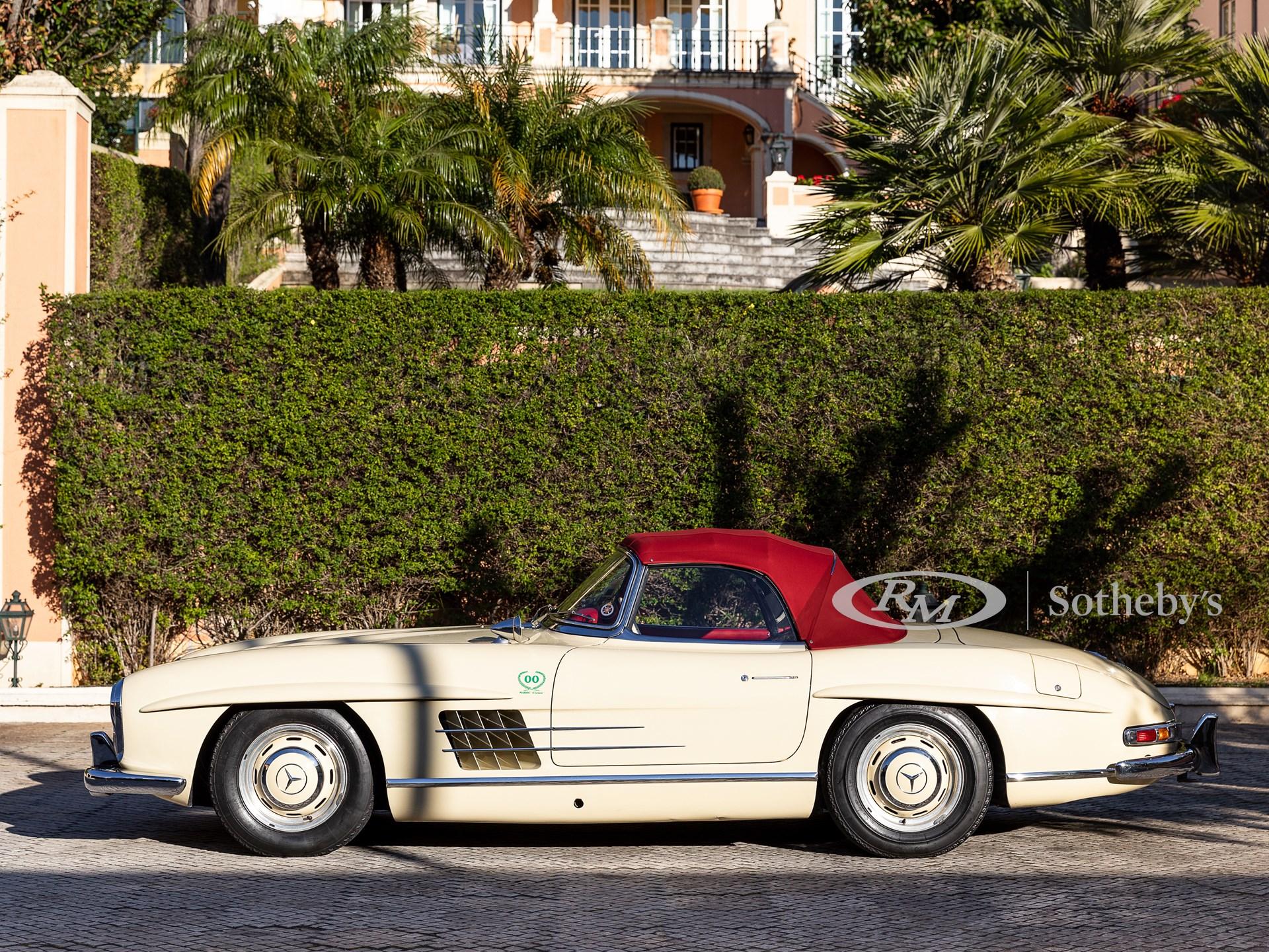 1957 Mercedes-Benz 300 SL Roadster  -