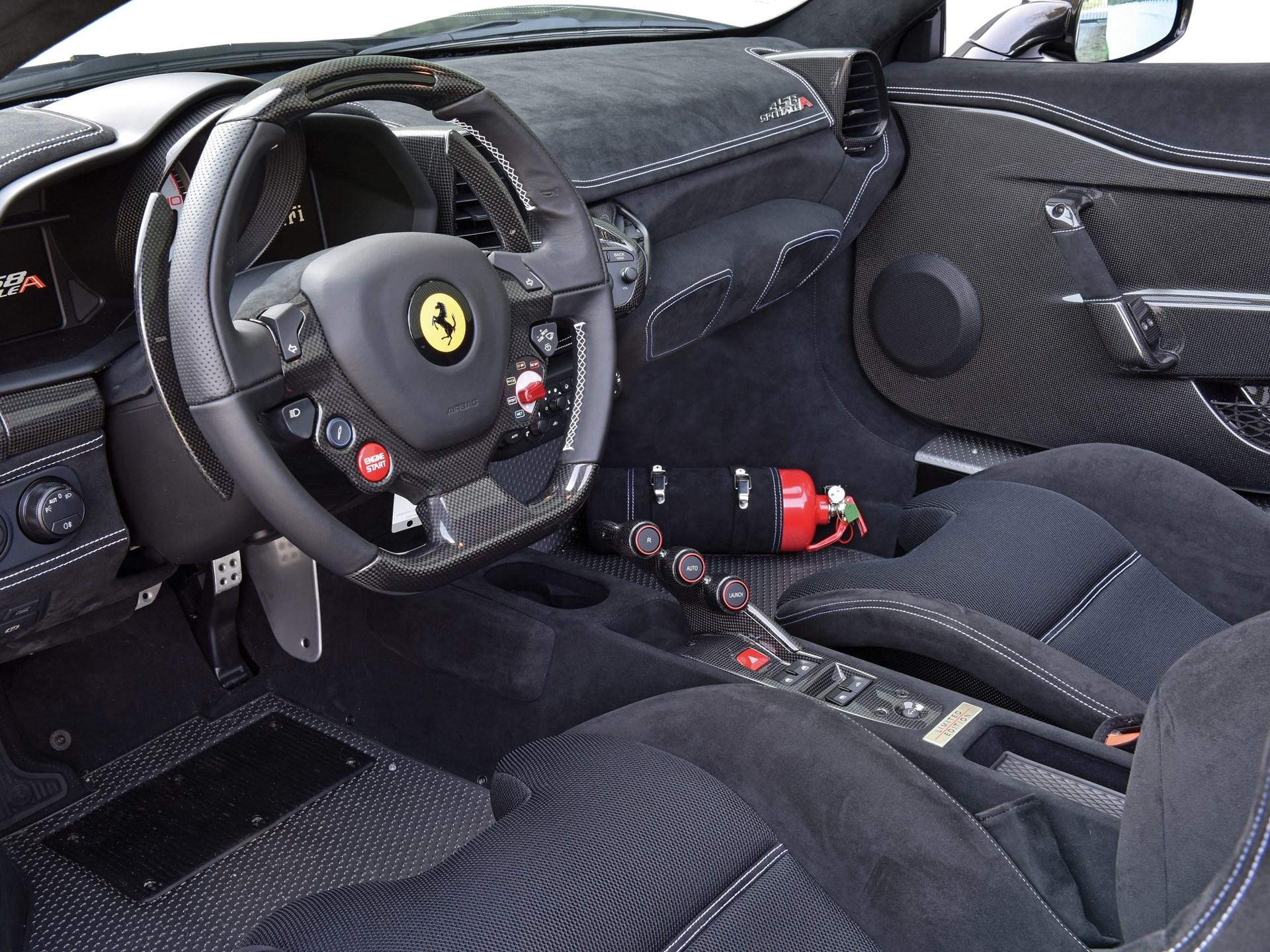 2015 Ferrari 458 Speciale A