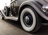 1933 Pierce-Arrow Twelve Convertible Coupe  - $