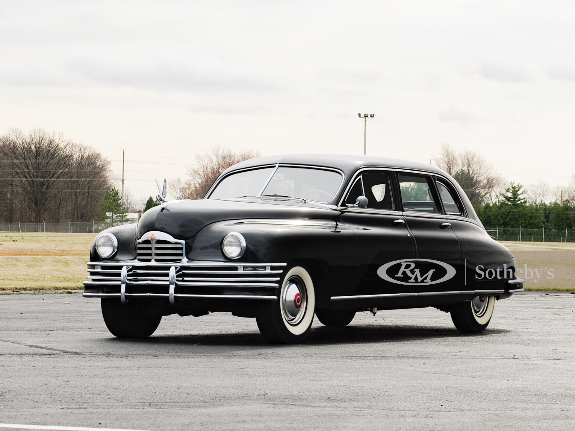 1948 Packard Super Eight Deluxe Limousine