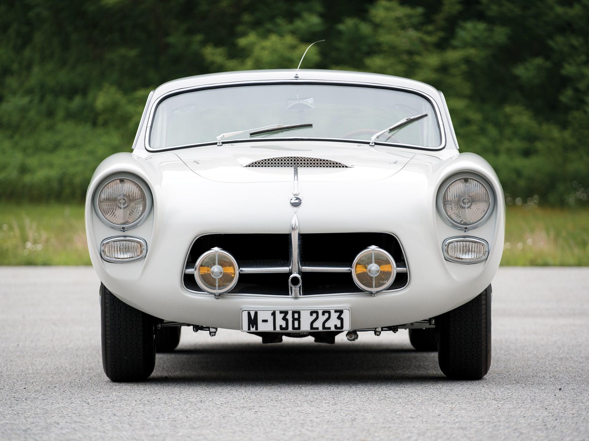 1954 Pegaso Z-102 Berlinetta Series II by Saoutchik