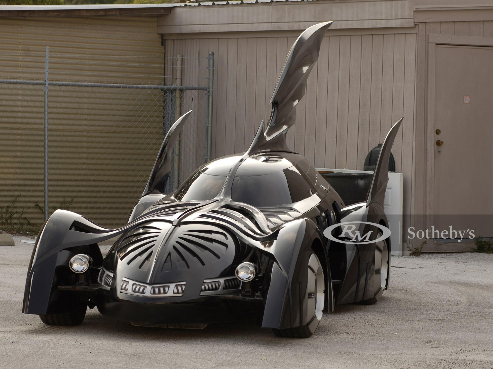 1995 Batman Forever Batmobile