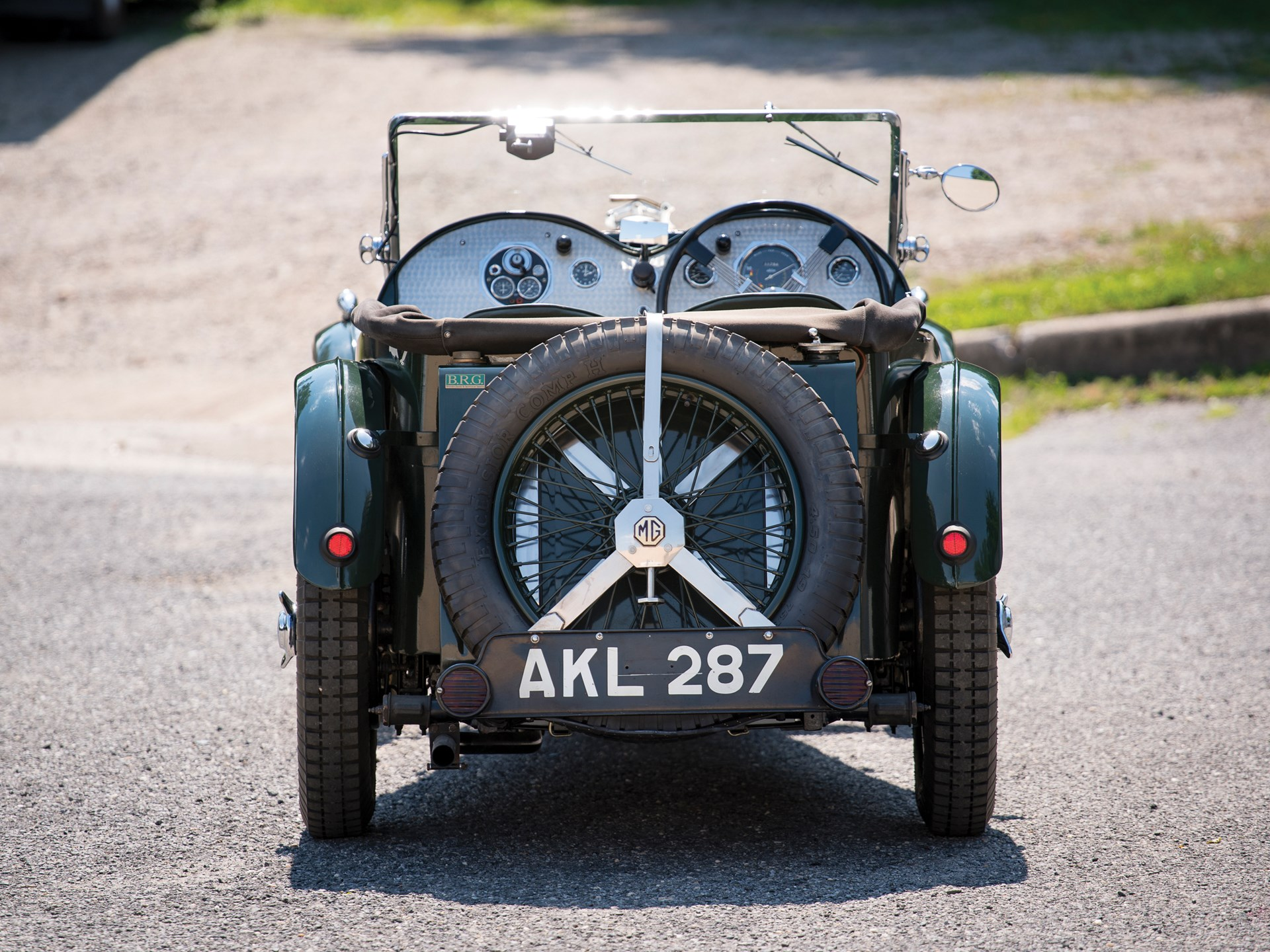 1933 MG L-Type Magna Sports Roadster