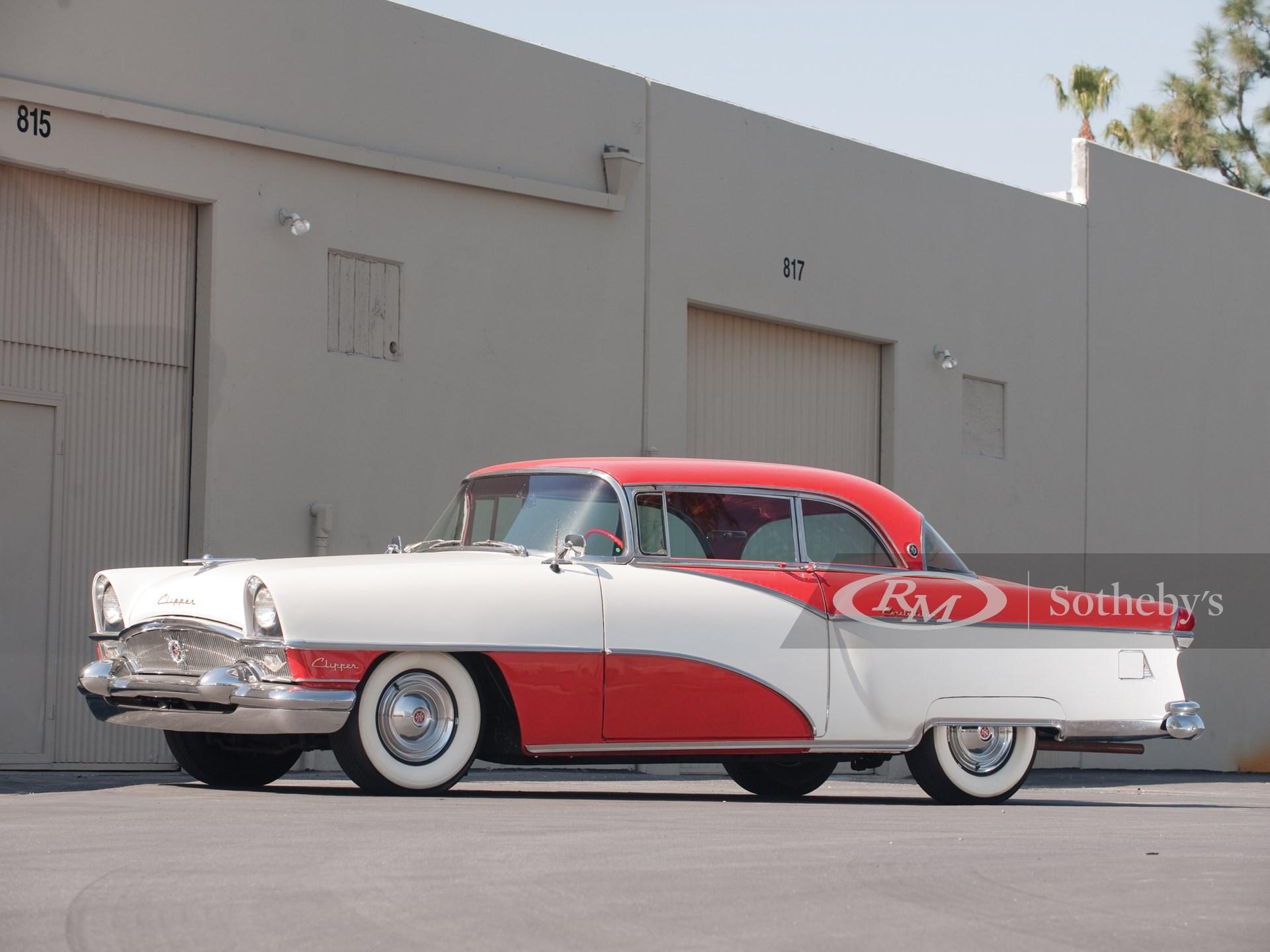 1955 Packard Clipper Custom Coupe