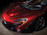 2015 McLaren P1  - $