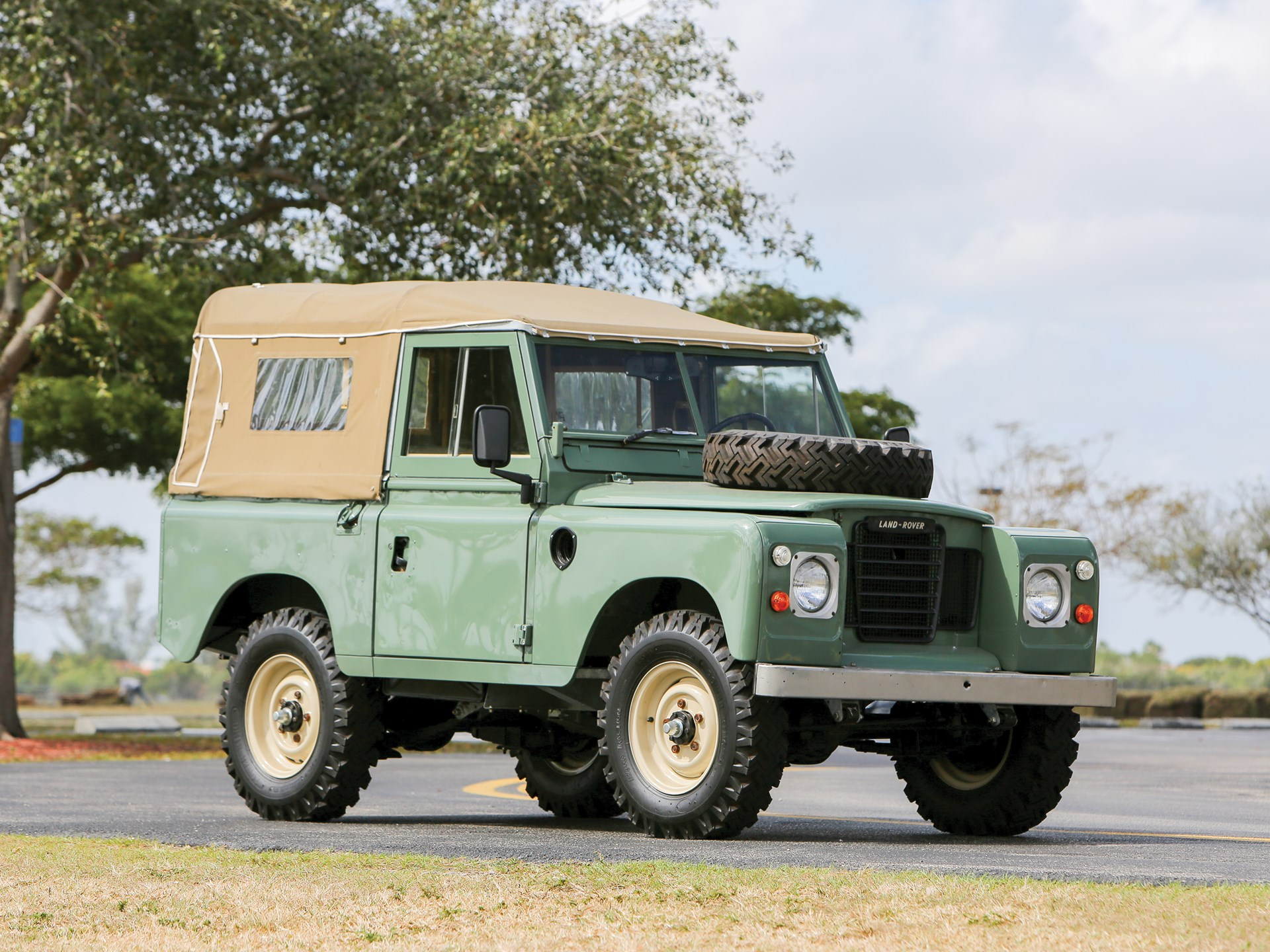 Rm Sotheby S 1973 Land Rover 88 Series Iii Fort Lauderdale 2018