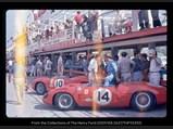 1962 Ferrari 268 SP by Fantuzzi - $Buck Fulp, #14, Nassau Trophy, Bahamas Speed Week, 08 December 1963.