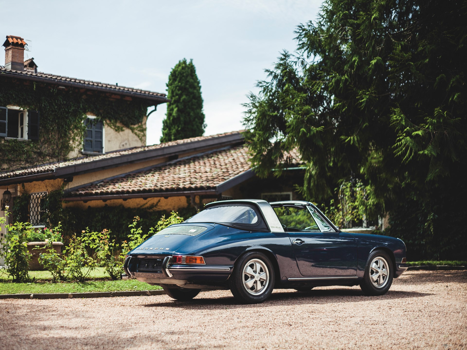 1967 Porsche 911 'Soft-Window' Targa
