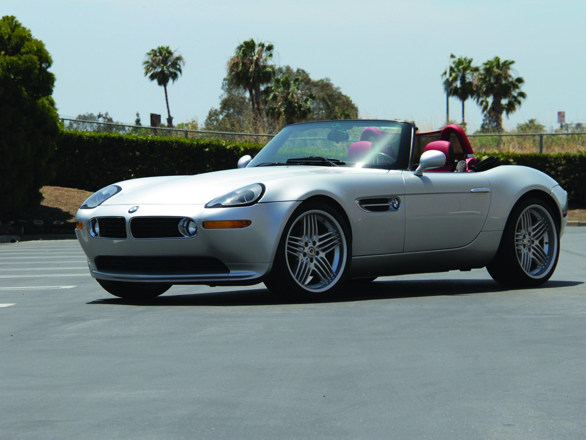 RM Sothebys BMW Z Alpina Santa Monica - Bmw z8 alpina