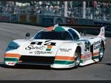 """1983 March-Chevrolet 83G IMSA GTP """"Spirit of Miami""""  - $Miami Grand Prix, Emerson Fittipaldi/Tony Garcia, qualified 1st, DNF, 26 February 1984."""