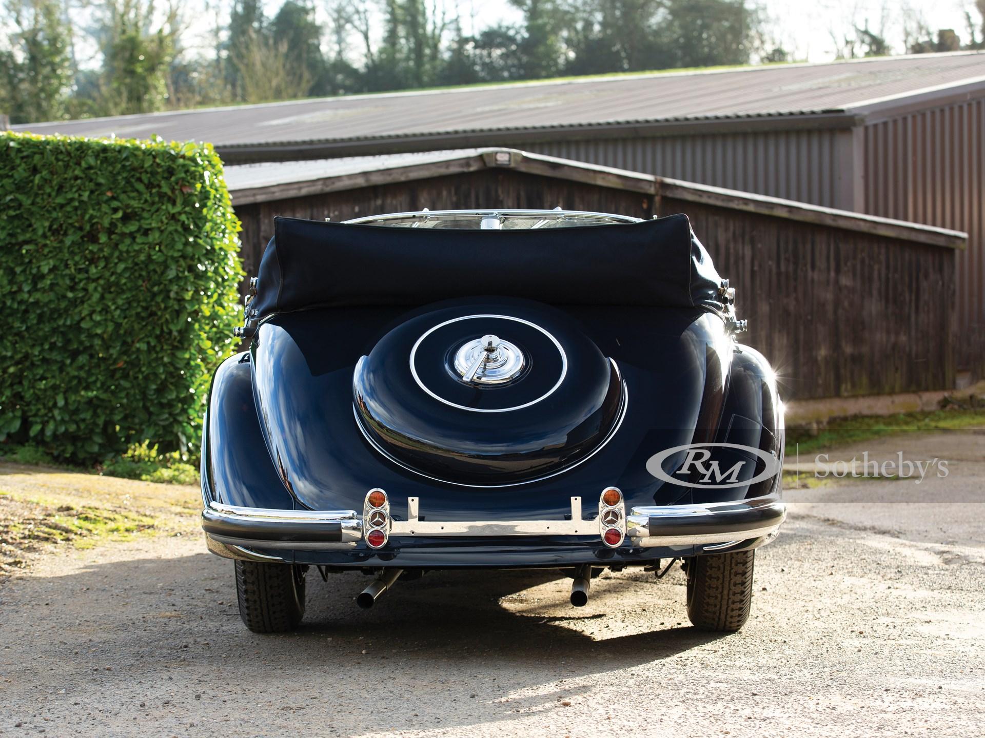 1937 Mercedes-Benz 540 K Cabriolet A  -
