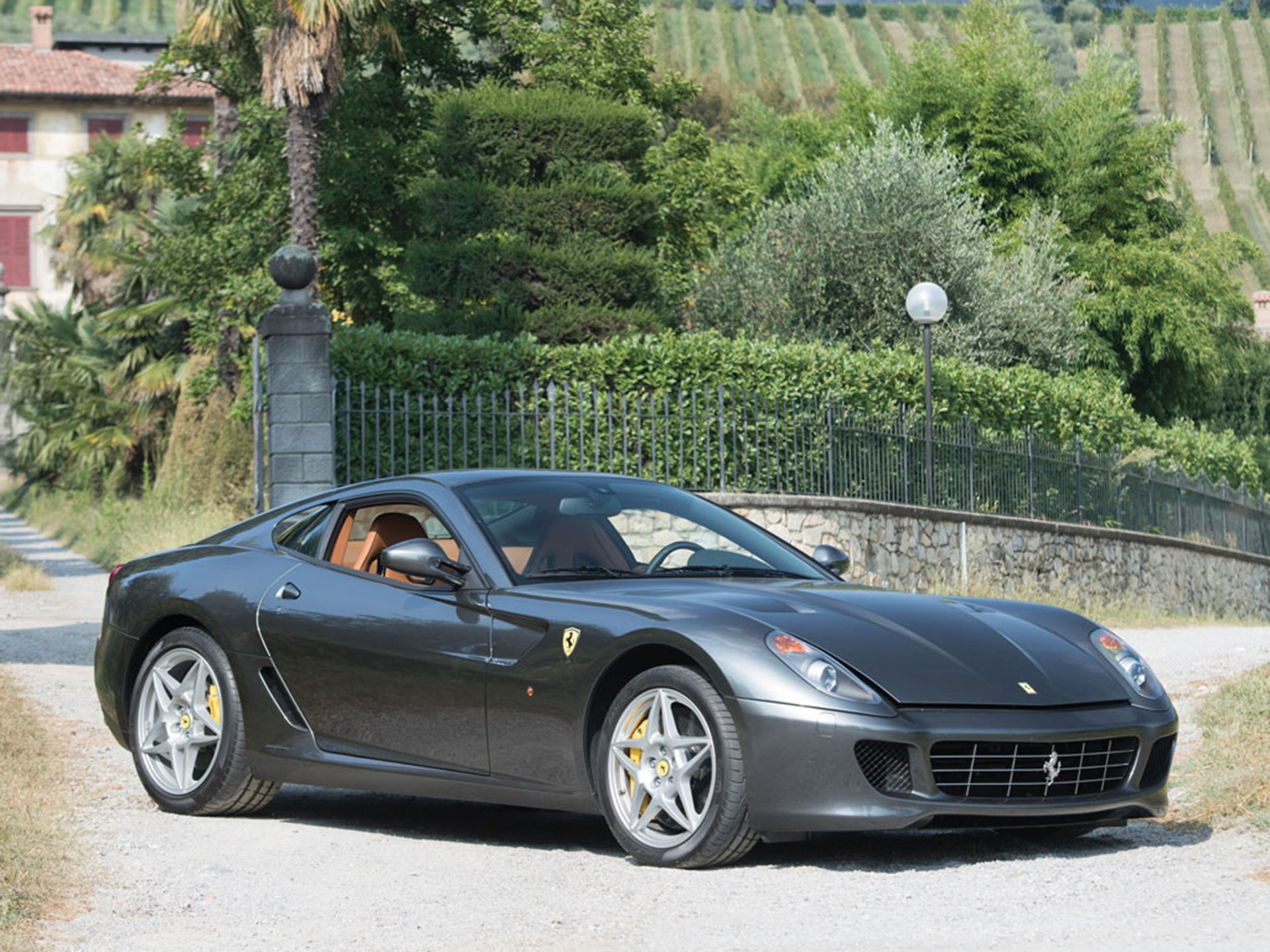 2007 Ferrari 599 GTB Fiorano (Manual)