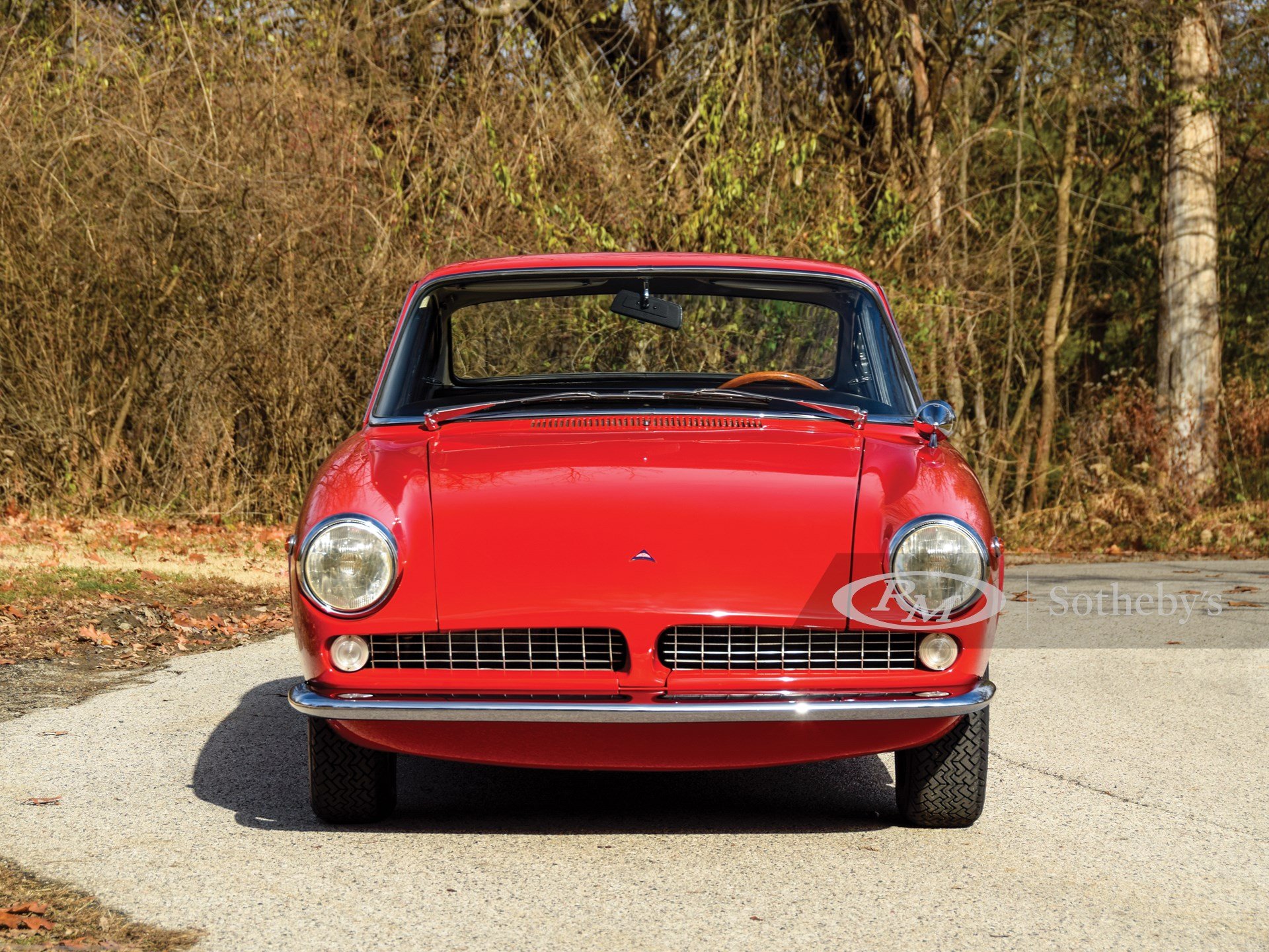 1967 ASA 1000 GT Coupe by Bertone -