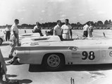 "1957 Ford Thunderbird # 98 Factory Racing Car ""The Battlebird""  - $"