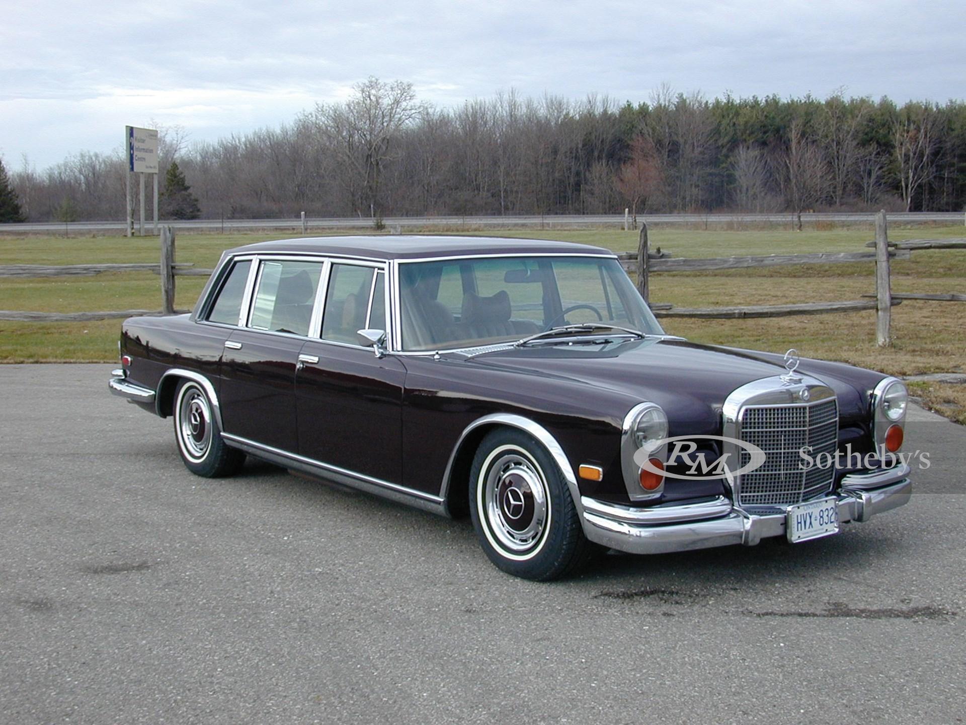 1970 Mercedes-Benz 600 S.W.B. Limousine  -