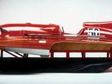 1953 Timossi-Ferrari 'Arno XI' Racing Hydroplane  - $